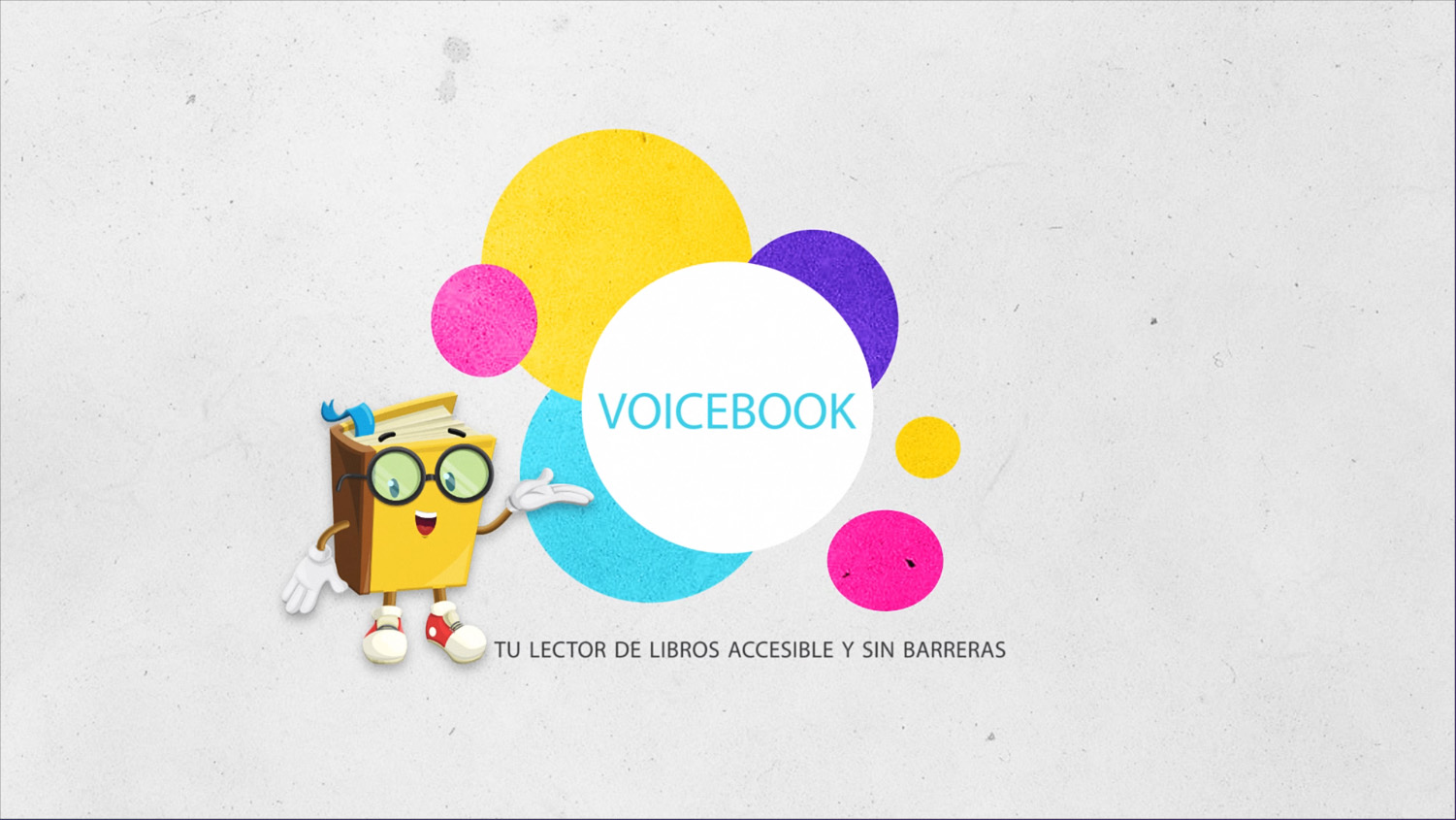 Video promocional APP Voicebook
